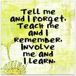 RMD-Tell-Teach-Involve